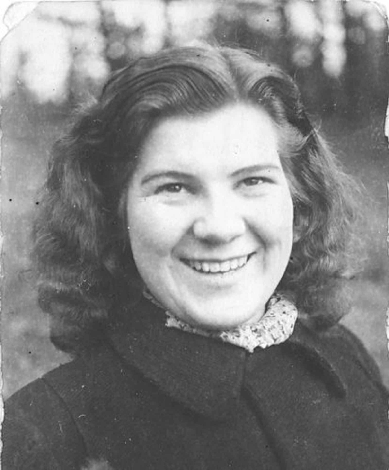 Bliek Jannie 1927 19__ Portret