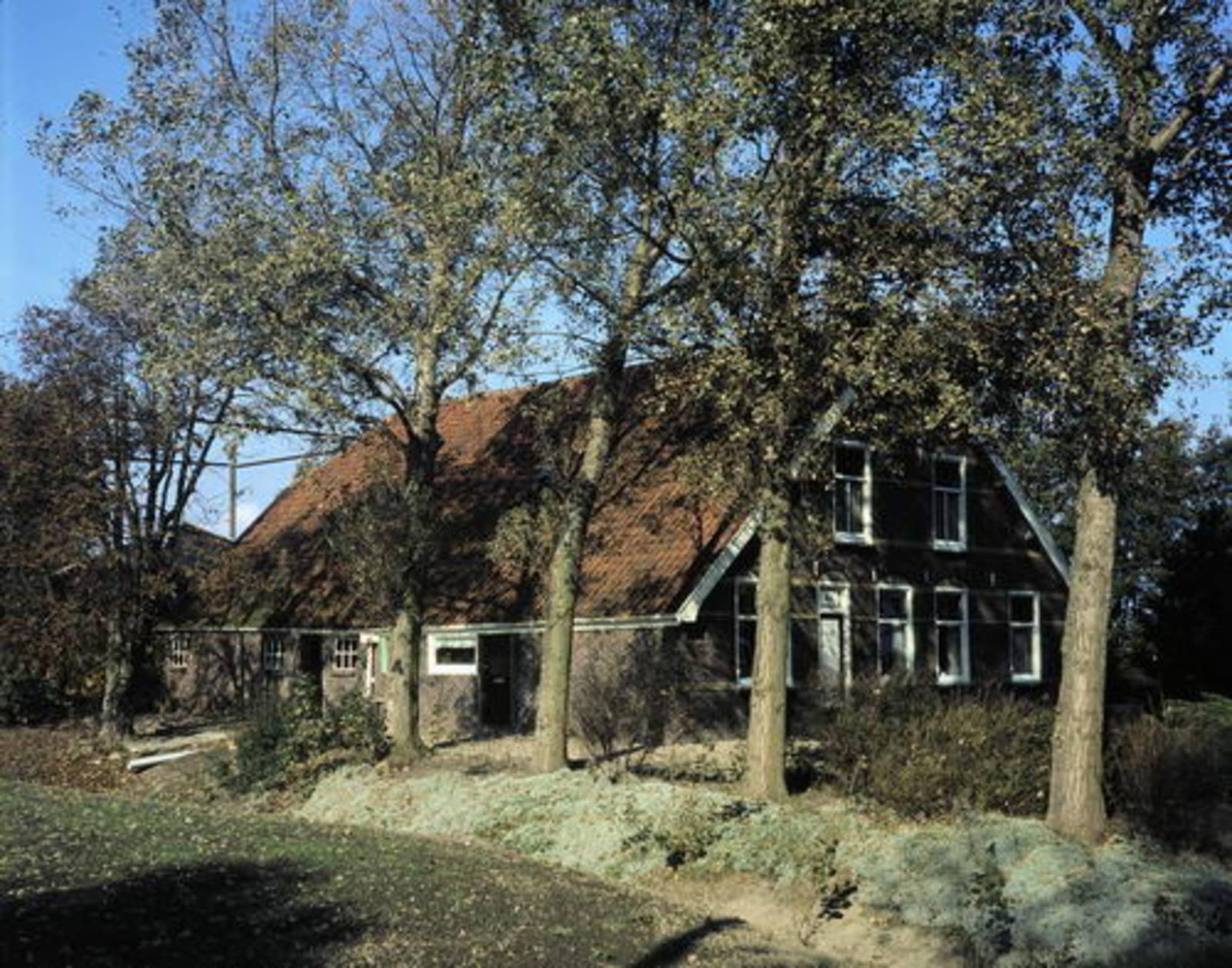 Boerderij Onbekend 1980 Rijnlanderweg img056_2