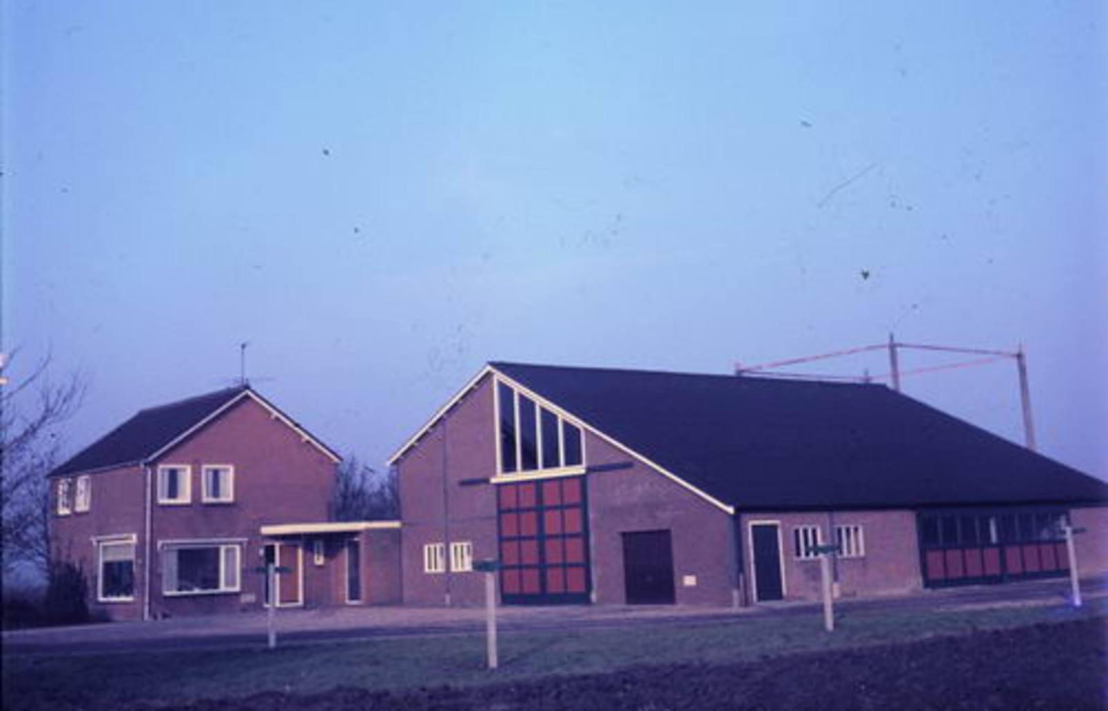 Boerderij Onbekend Modern 1969 01_2