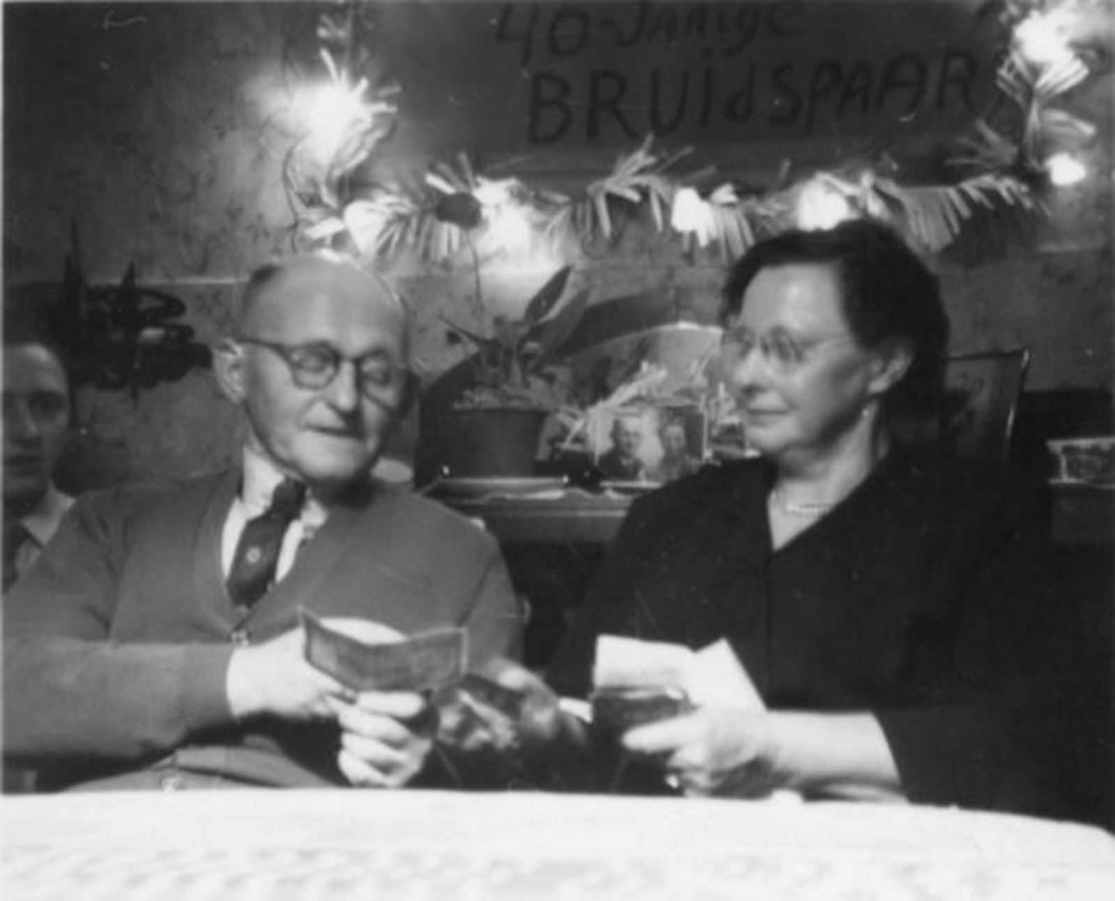 Broere Daniel 1890 19__ 40jr getrowd met vrouw Jacoba Vlug