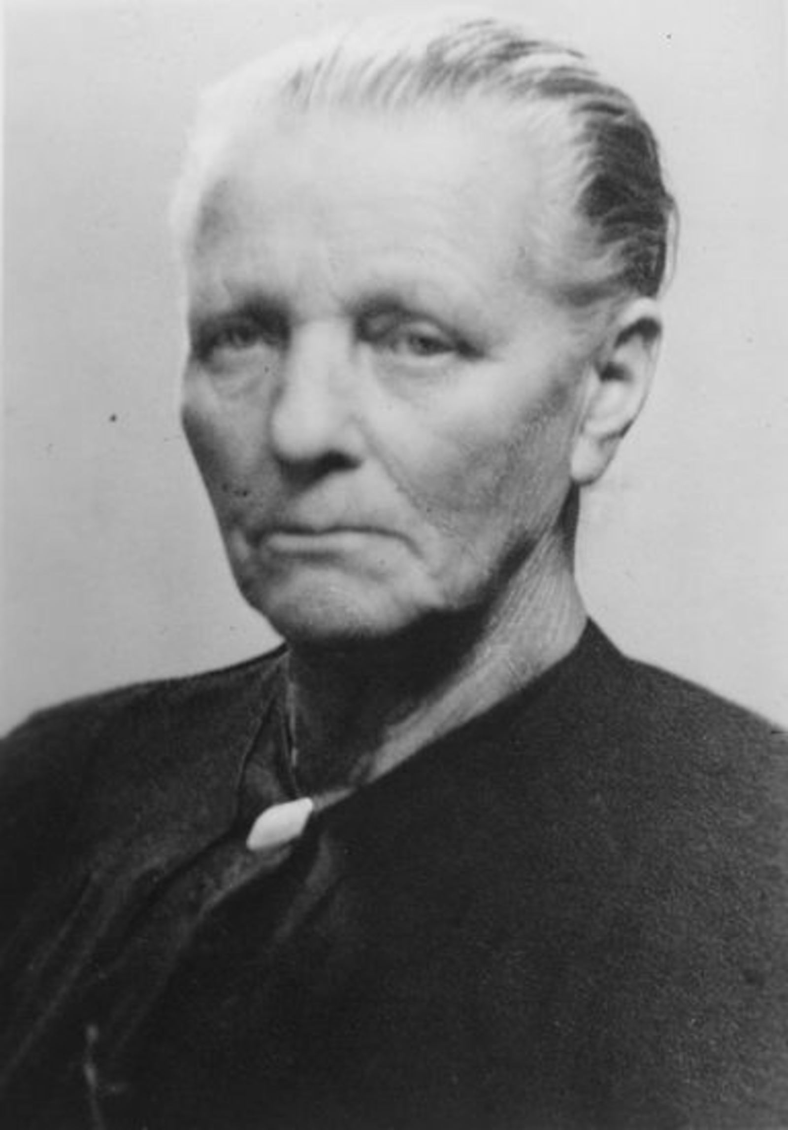 Broere Daniel 1890 19__ Portret schoonmoeder Gerritje Vlug-v Harskamp