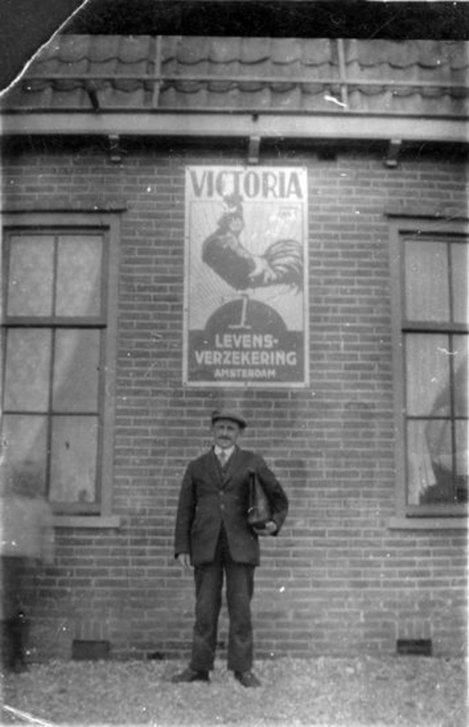 Broere Daniel 1890 19__ Verzekerings agent Victoria