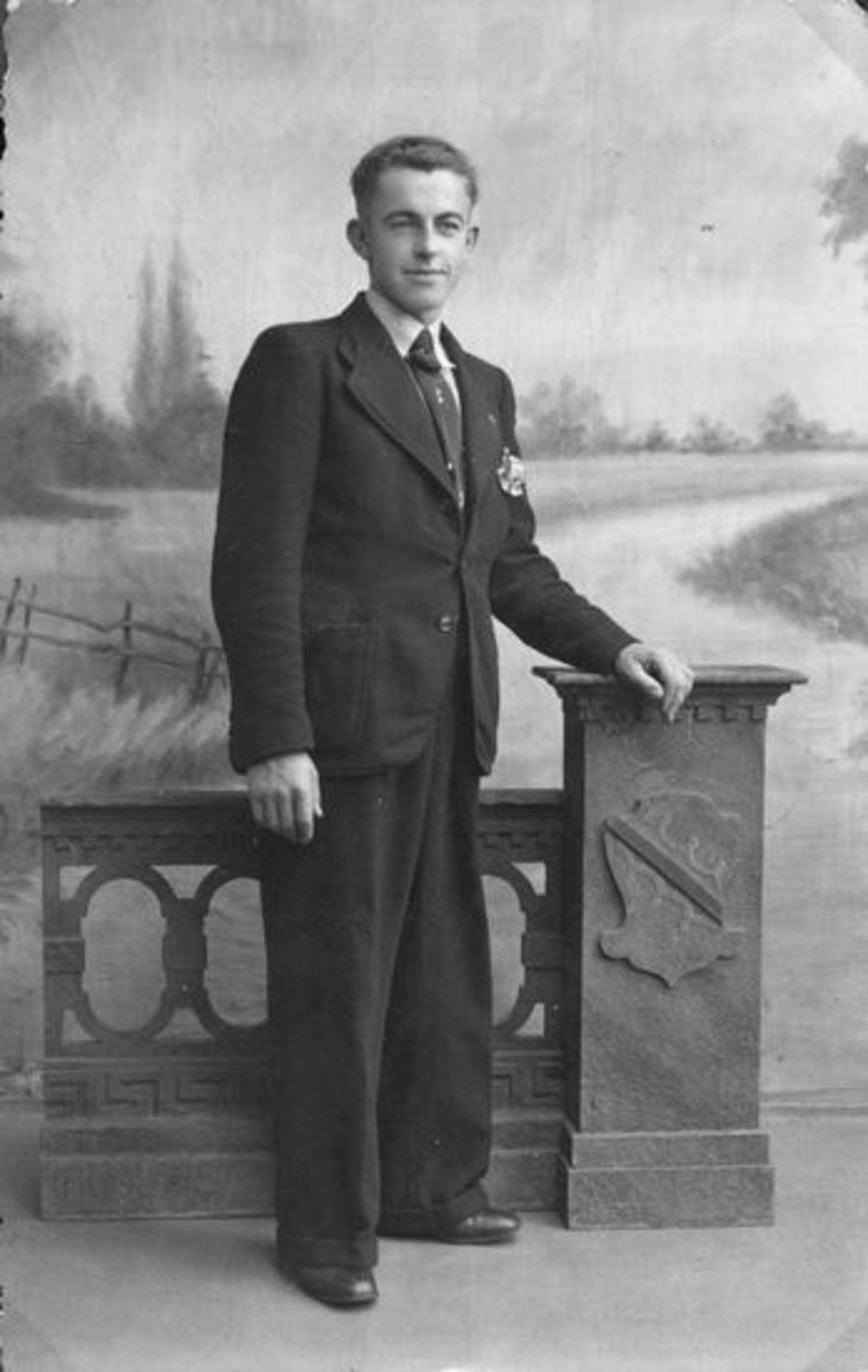 Broere Gerrit 1918 193_ bij Fotograaf