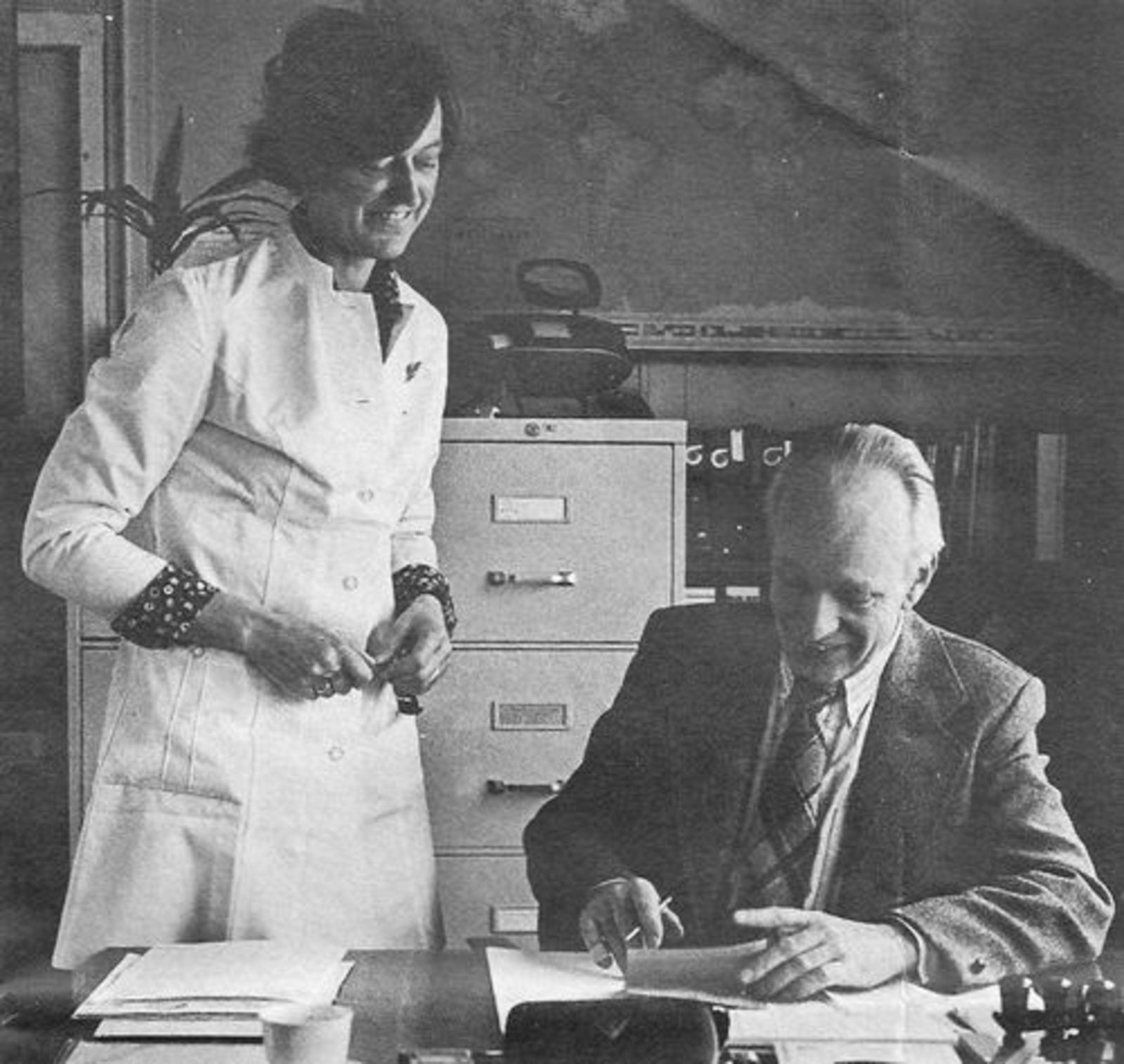 Bult Jan 1976 Bedrijfsarts bij Polygram