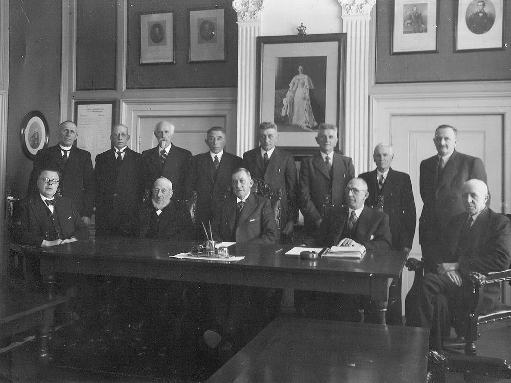 Burgerlijk Armbestuur Hmeer 1939