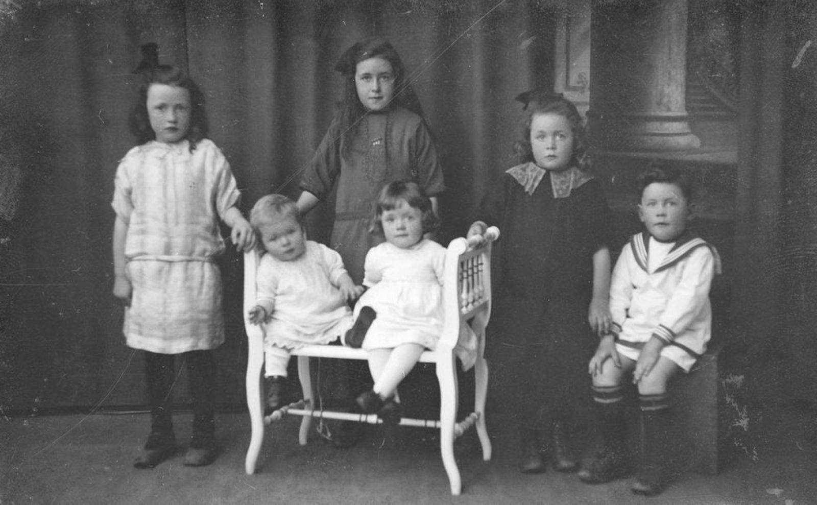 Calvelage Bernard 1885 1928± Kinderen