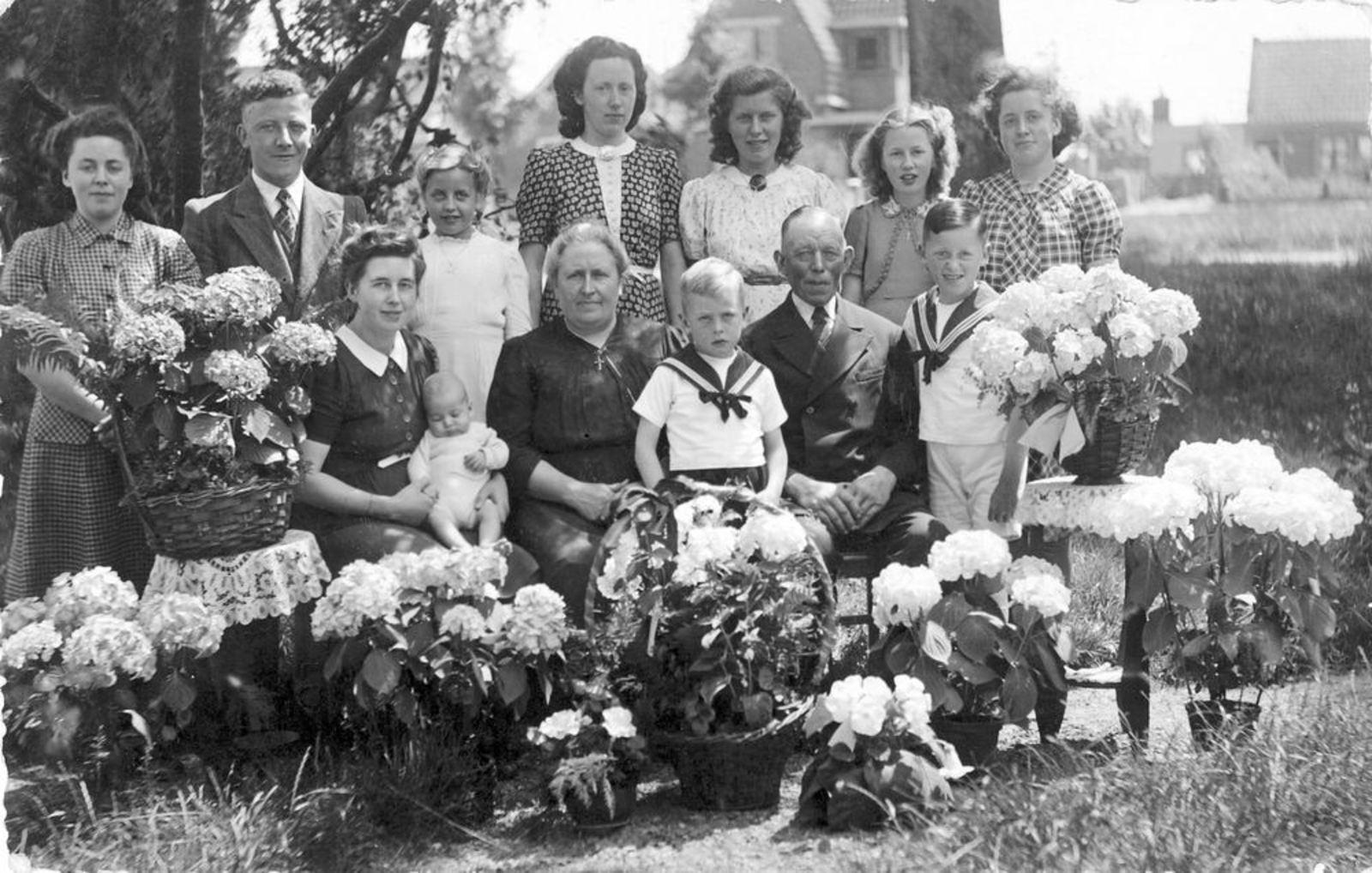 Calvelage Bernard 1885 1944± Familiefoto 01