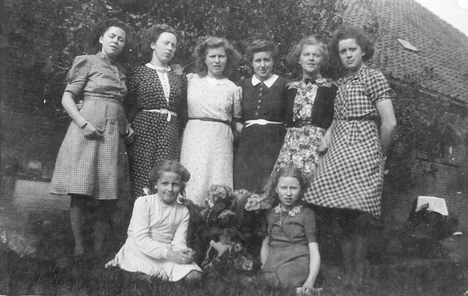 Calvelage Bernard 1885 1944± Familiefoto 02