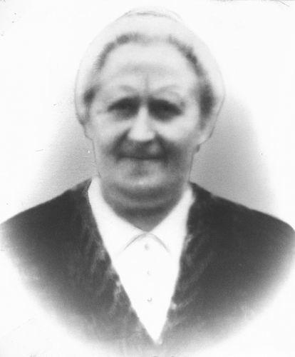 Calvelage-Boerlage Anna 1894 19__ Portret 01