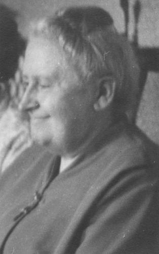 Calvelage-Boerlage Anna 1894 19__ Portret 02