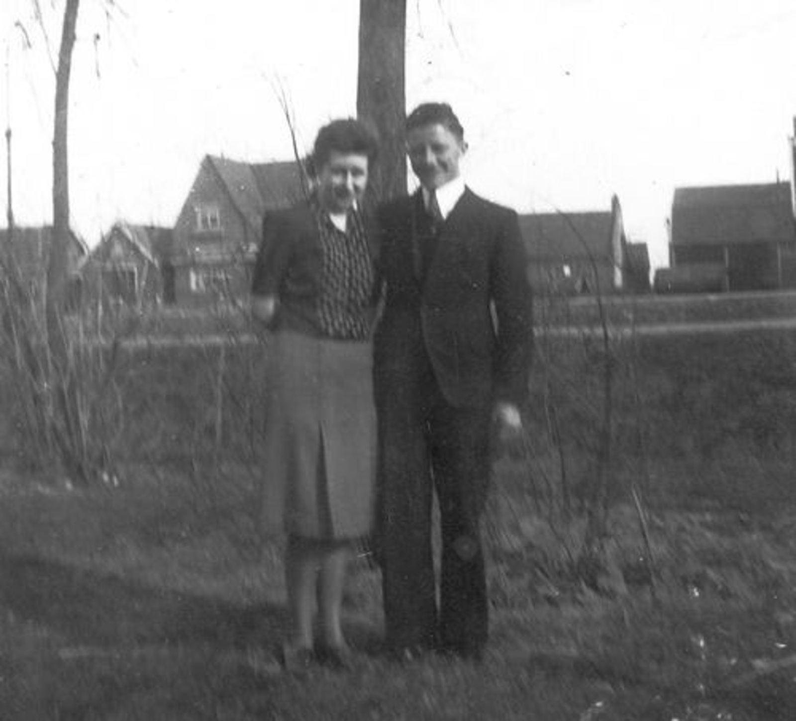 Calvelage Greet 1920 1941± met Jan Tulen