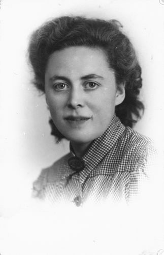 Calvelage Rika 1923 19__ Portret 01