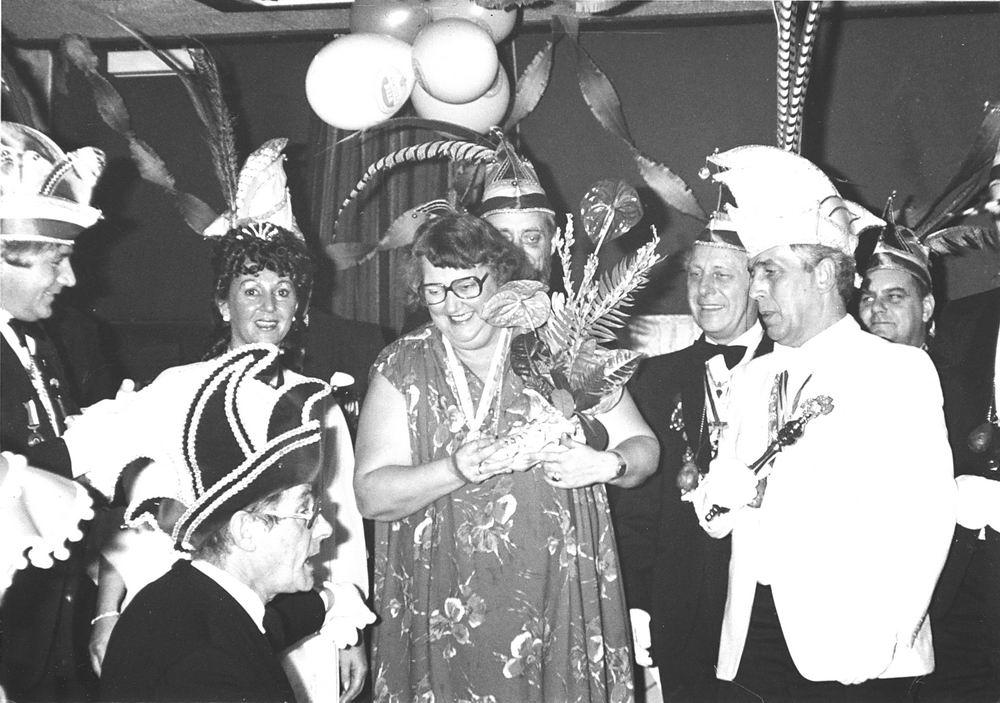 Carnavals Vereniging Meerbonken 19__ met Job de Bruijn als Prins Karbonkel 7 04