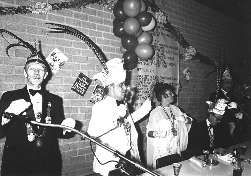 Carnavals Vereniging Meerbonken 19__ met Job de Bruijn als Prins Karbonkel 7 05