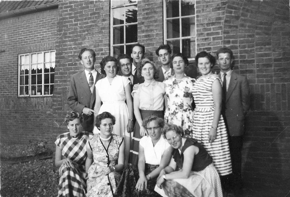CHJG 1956 Afscheid Ton Onbekend 01