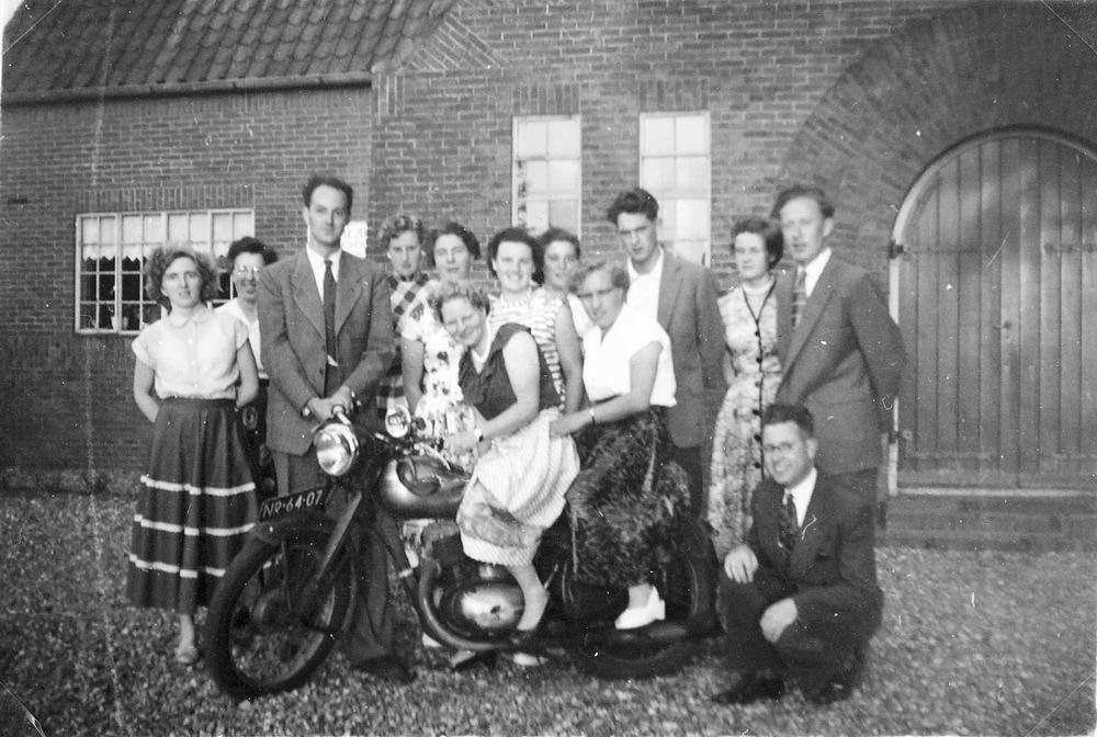 CHJG 1956 Afscheid Ton Onbekend 02