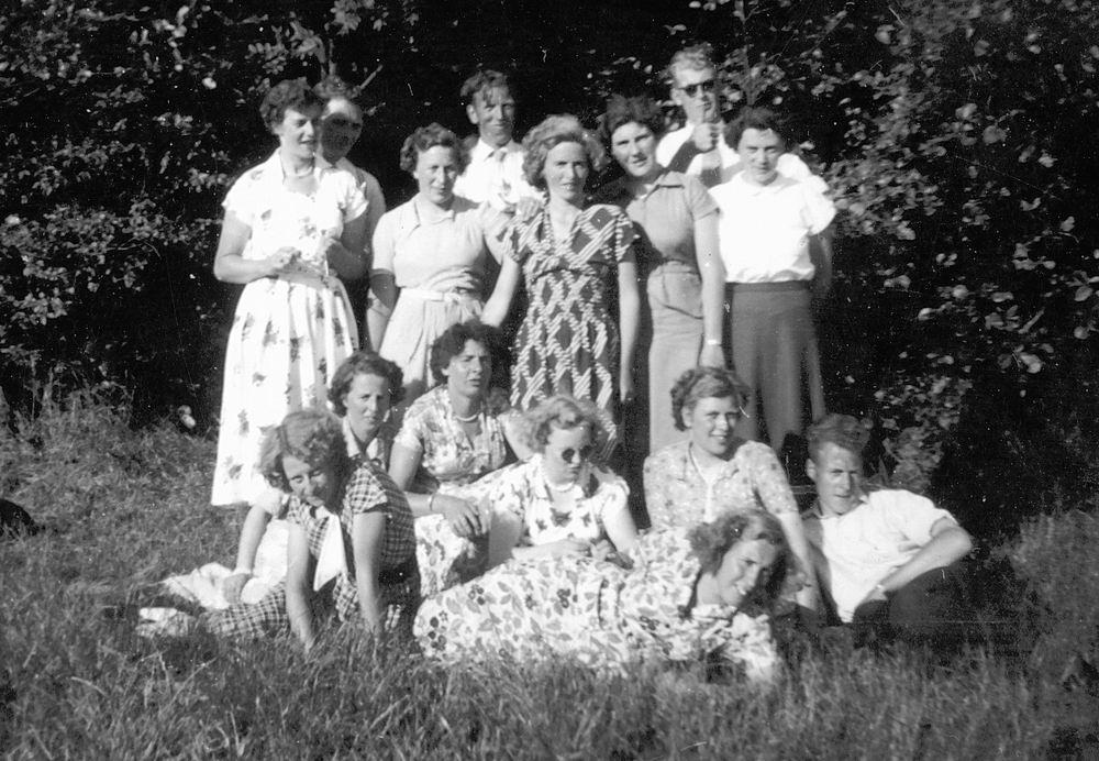 CHJG Uitgaansdag 1953 05