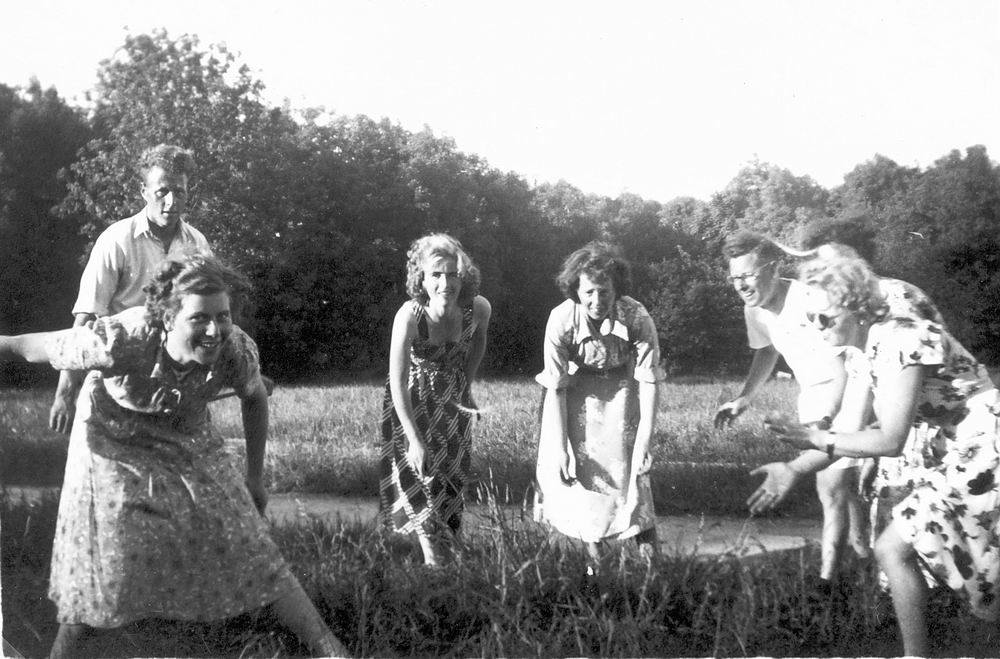 CHJG Uitgaansdag 1953 06