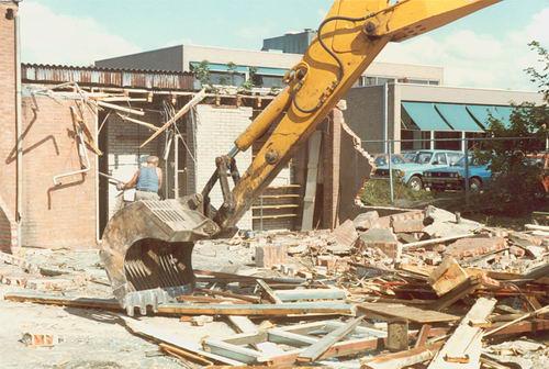 Concourslaan N 0010-16 1981 Sloop Garage Leen de Jong 13