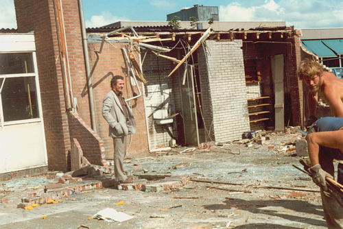Concourslaan N 0010-16 1981 Sloop Garage Leen de Jong 16