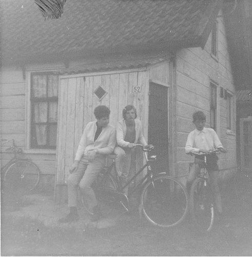 Cruquiusdijk 0052 19__ met Nely en Robert Lammerse