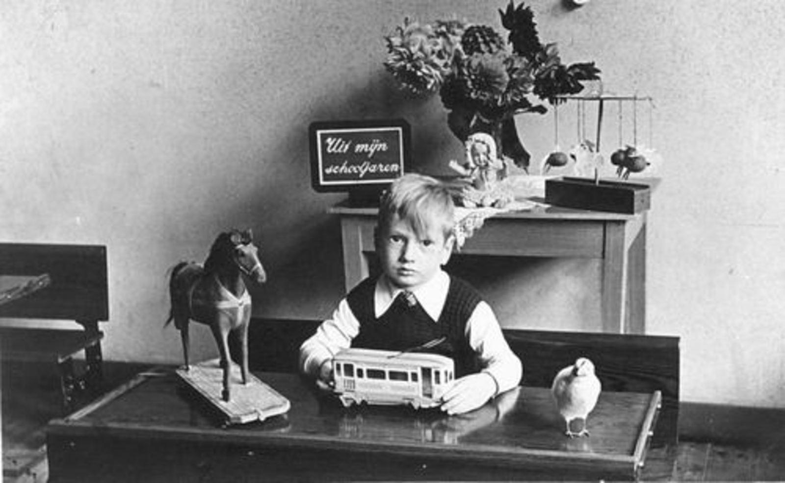 Dam Cornelis P 1933 1939± Schoolfoto 02