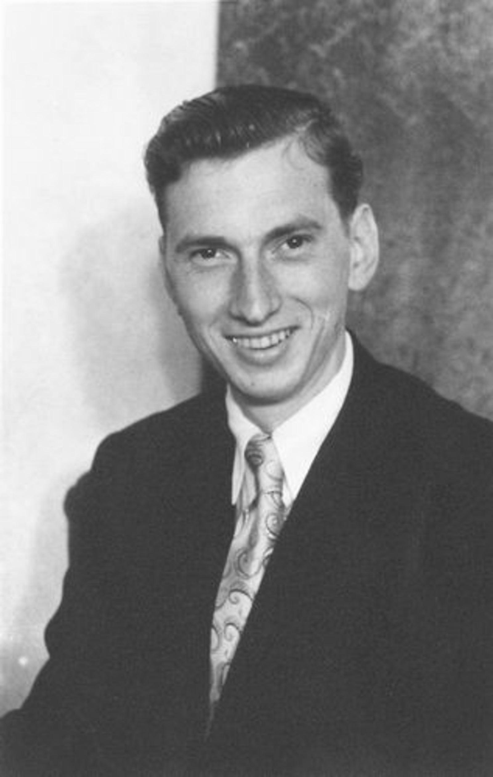 Dam Cornelis P 1933 1953± Portret 140