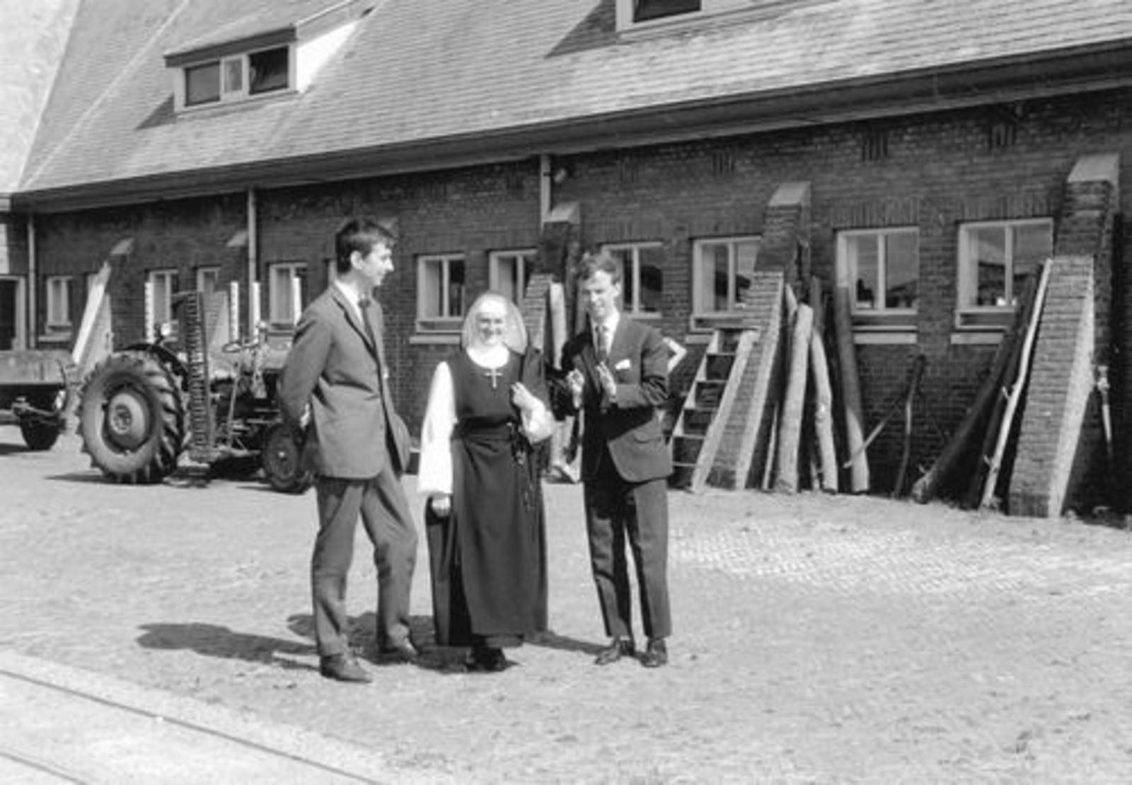 Dam Cornelis P 1933 19__ in Noordwijkerhout Huize Sancta Maria 05