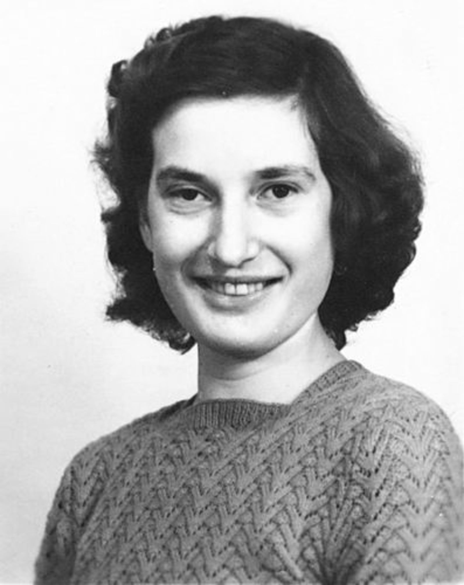 Dam Johanna M 1935 1953 Portret