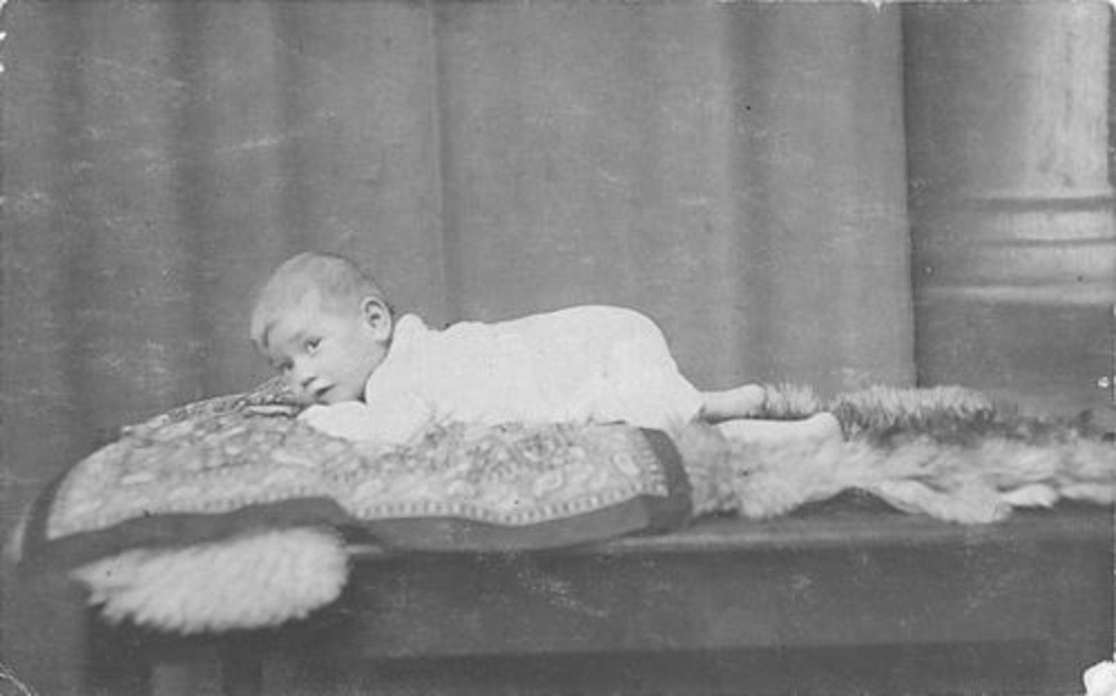 Dam Pieter 1926 1926± Baby