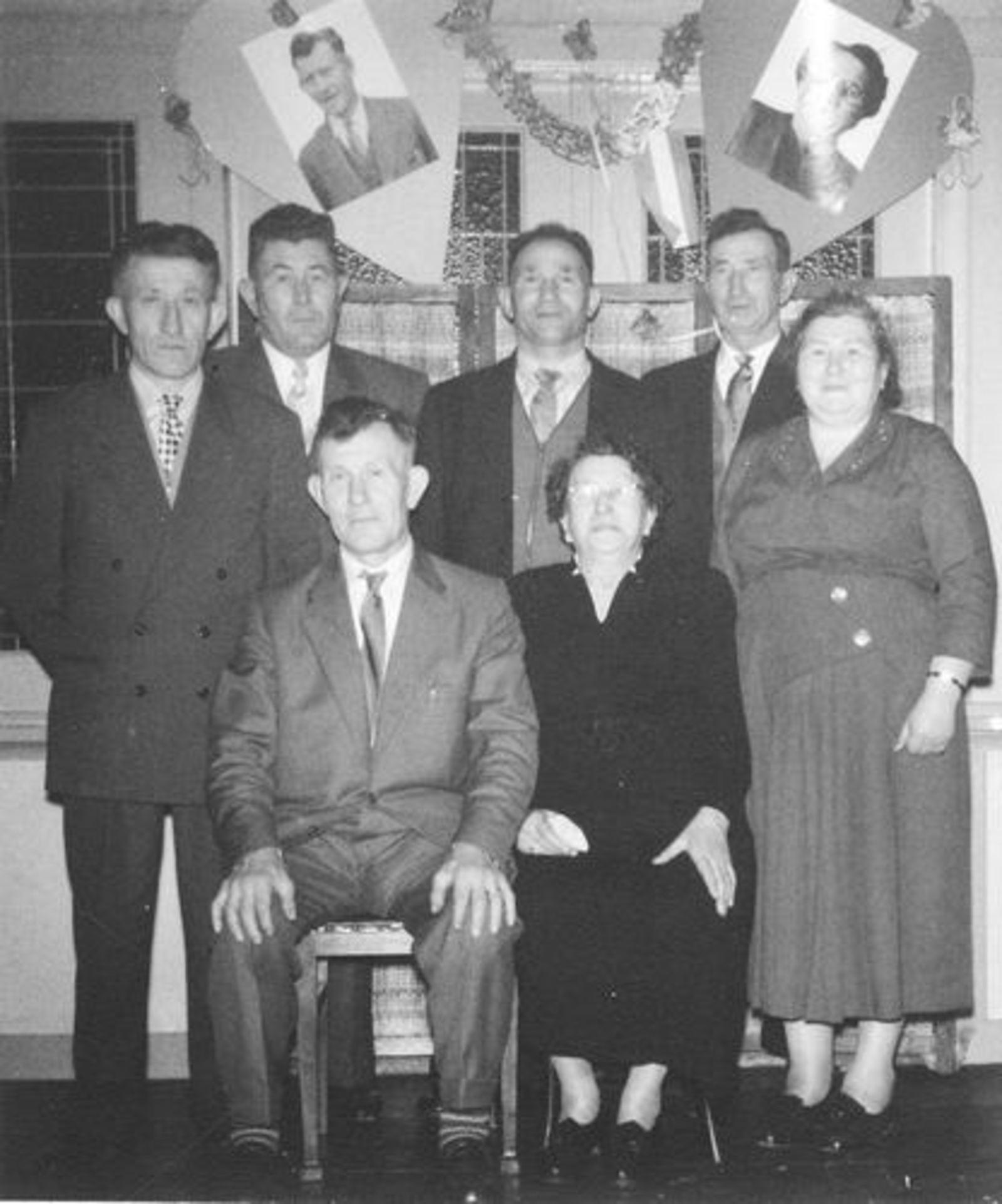 Dam-Stroomer Fam 1956 Onbekend Trouwerij 01