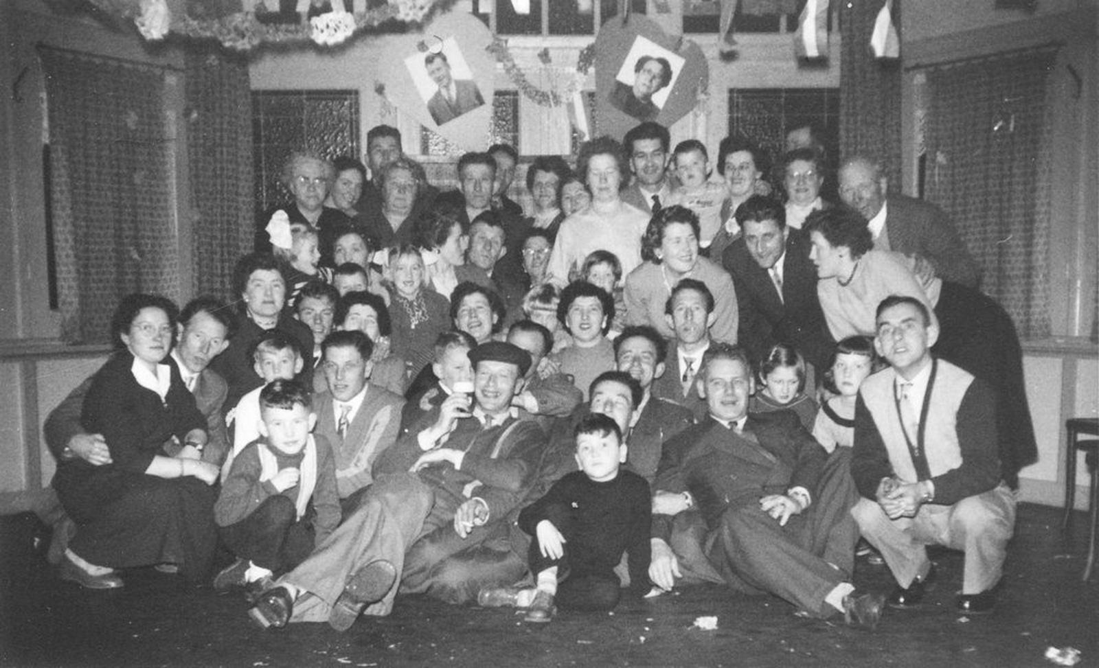 Dam-Stroomer Fam 1956 Onbekend Trouwerij 03