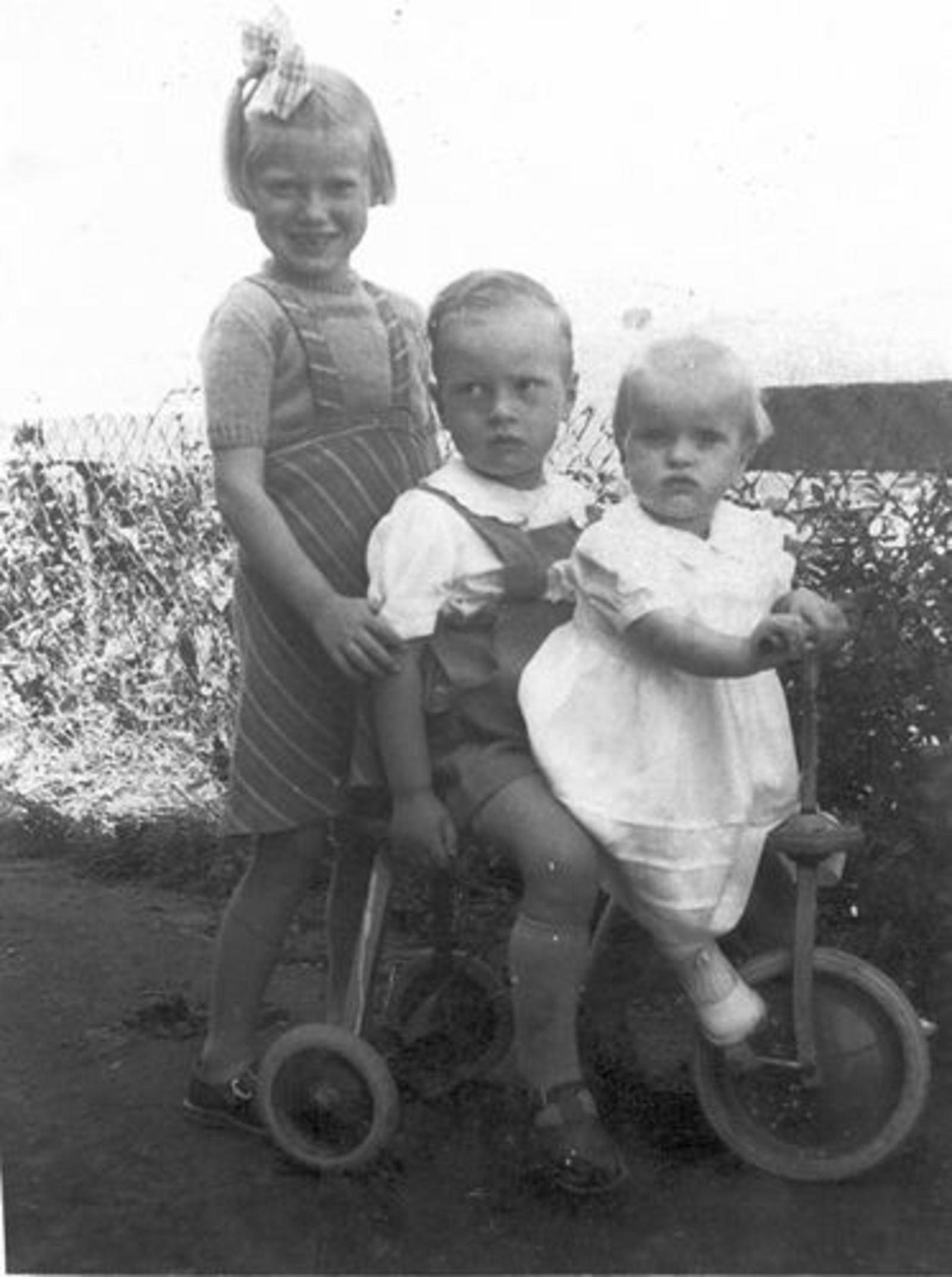 Dam Marijtje J 1930 19__ kinderen Beerendonk op Driewieler