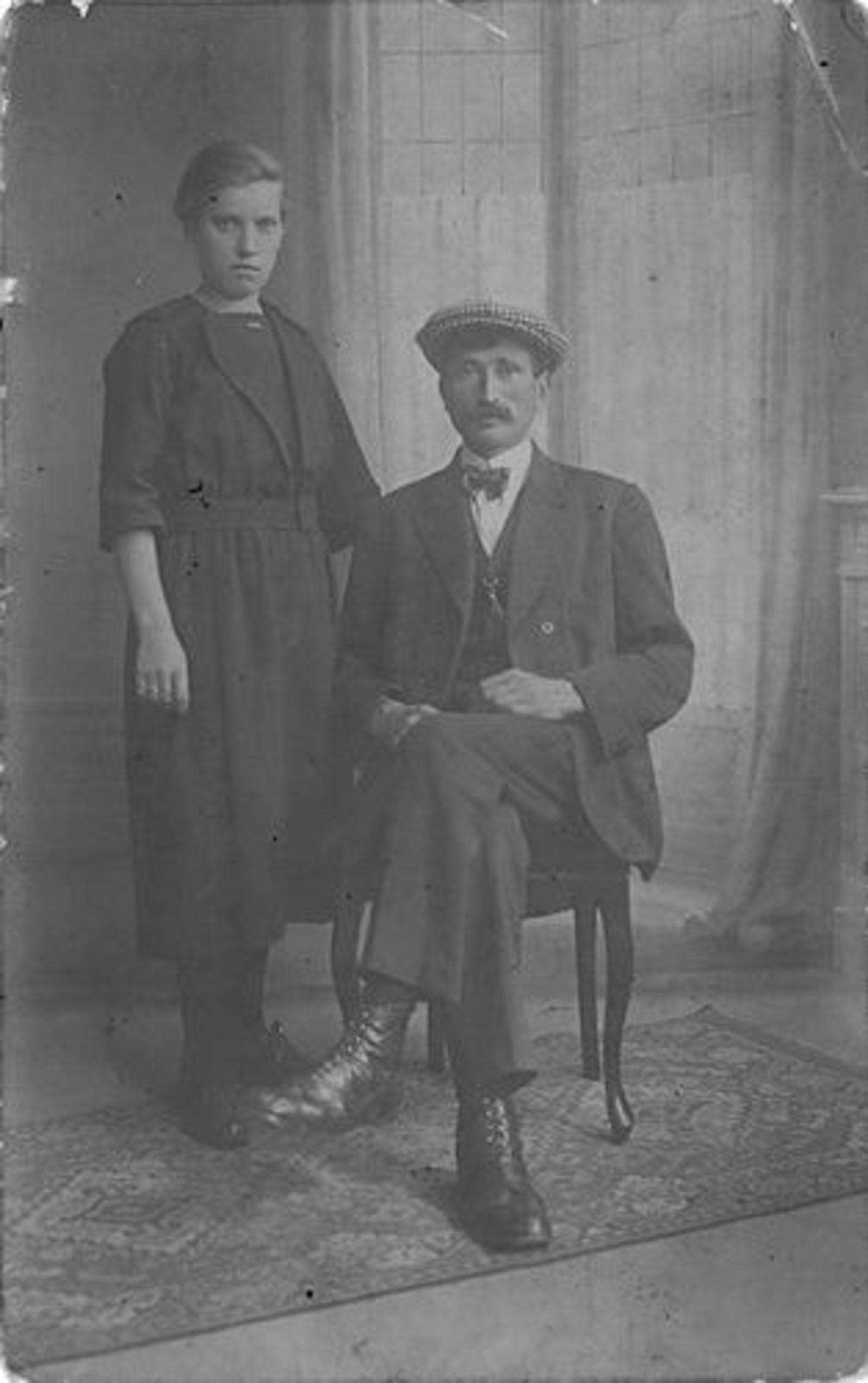 Dam Willem 1890 1923± bij Fotograaf