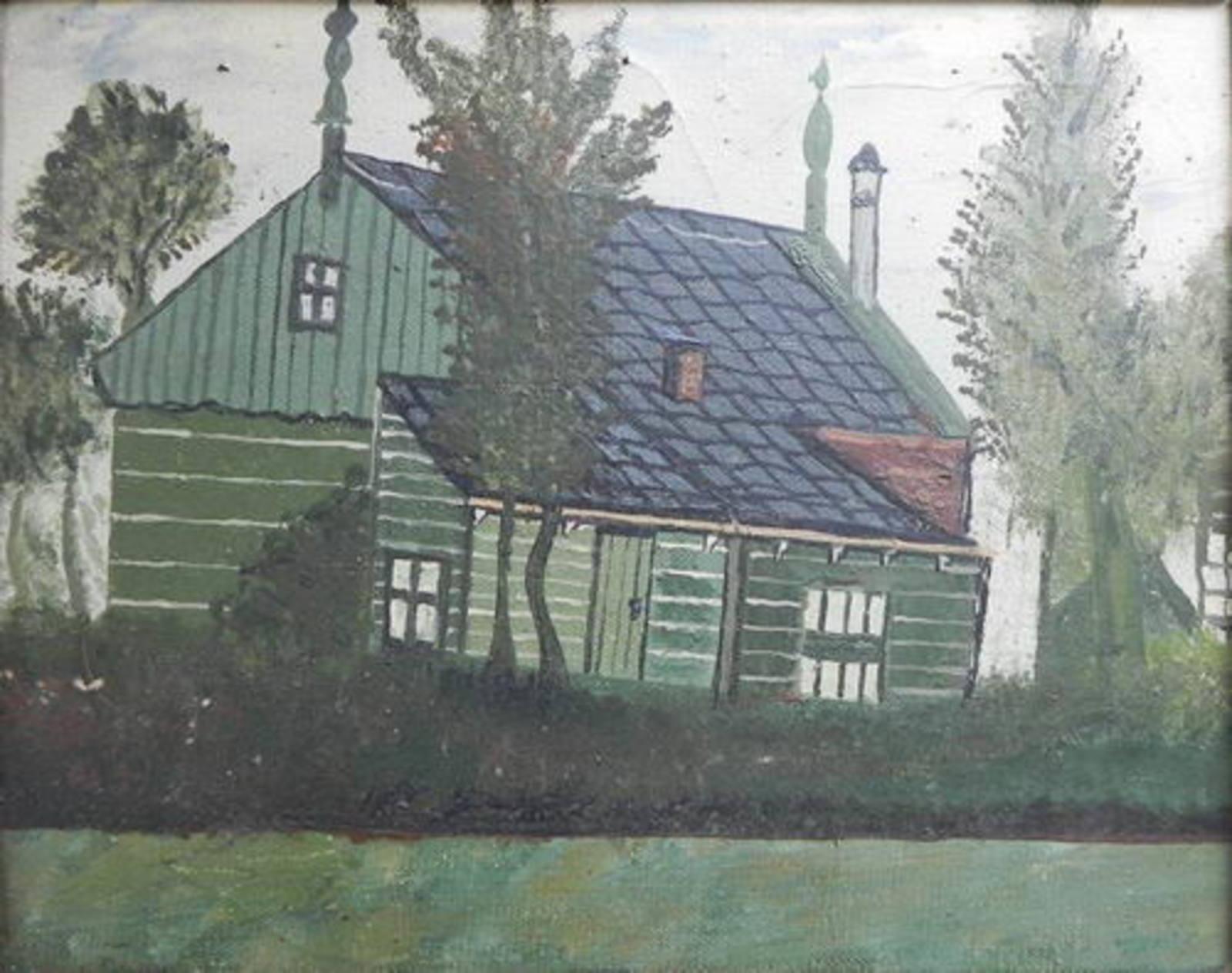 Dennenlaan W 0065 19__ Schilderij Huize Karstens 00