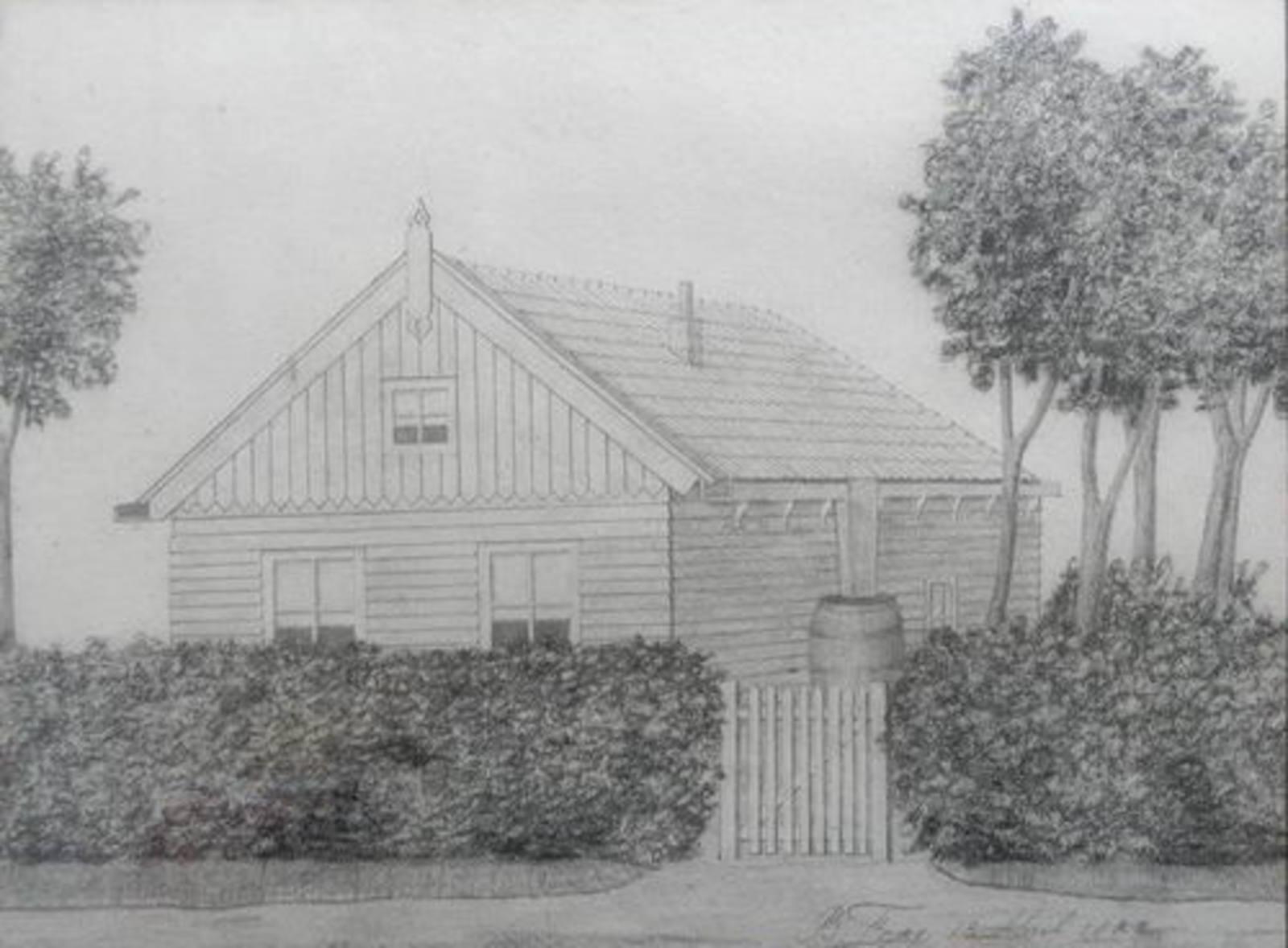 Dennenlaan W 0065 19__ Schilderij Huize Karstens 02