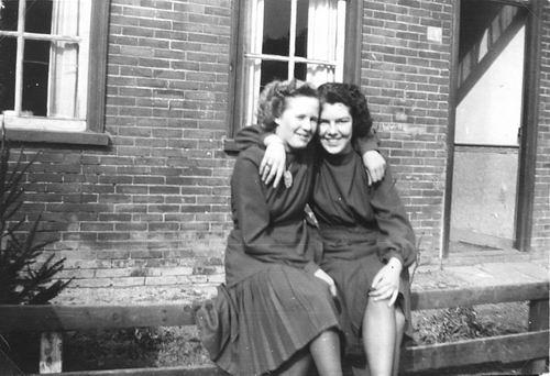 Draverslaan W 0014 1948 met fam Willem v Veen 02