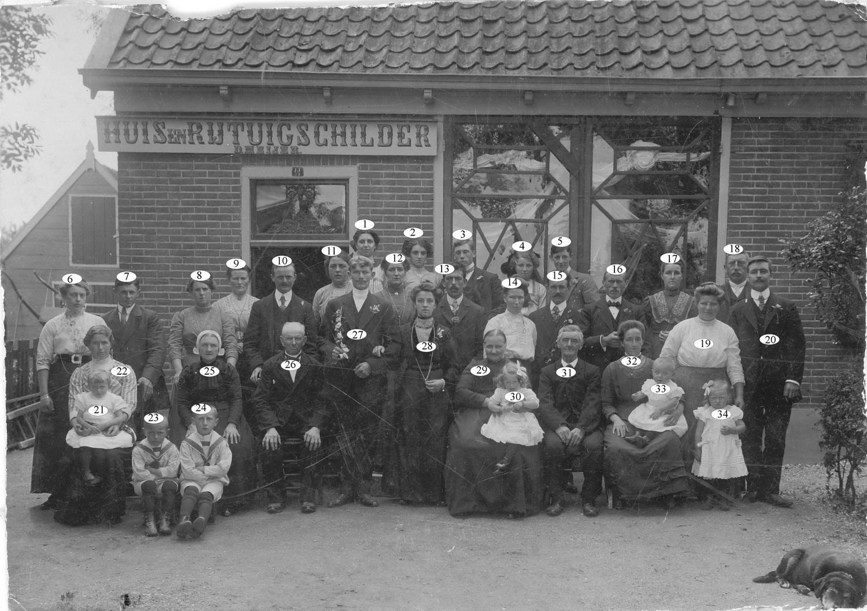 Enzler Cornelis 1891 1913 Trouwt Mien Meijer_Index