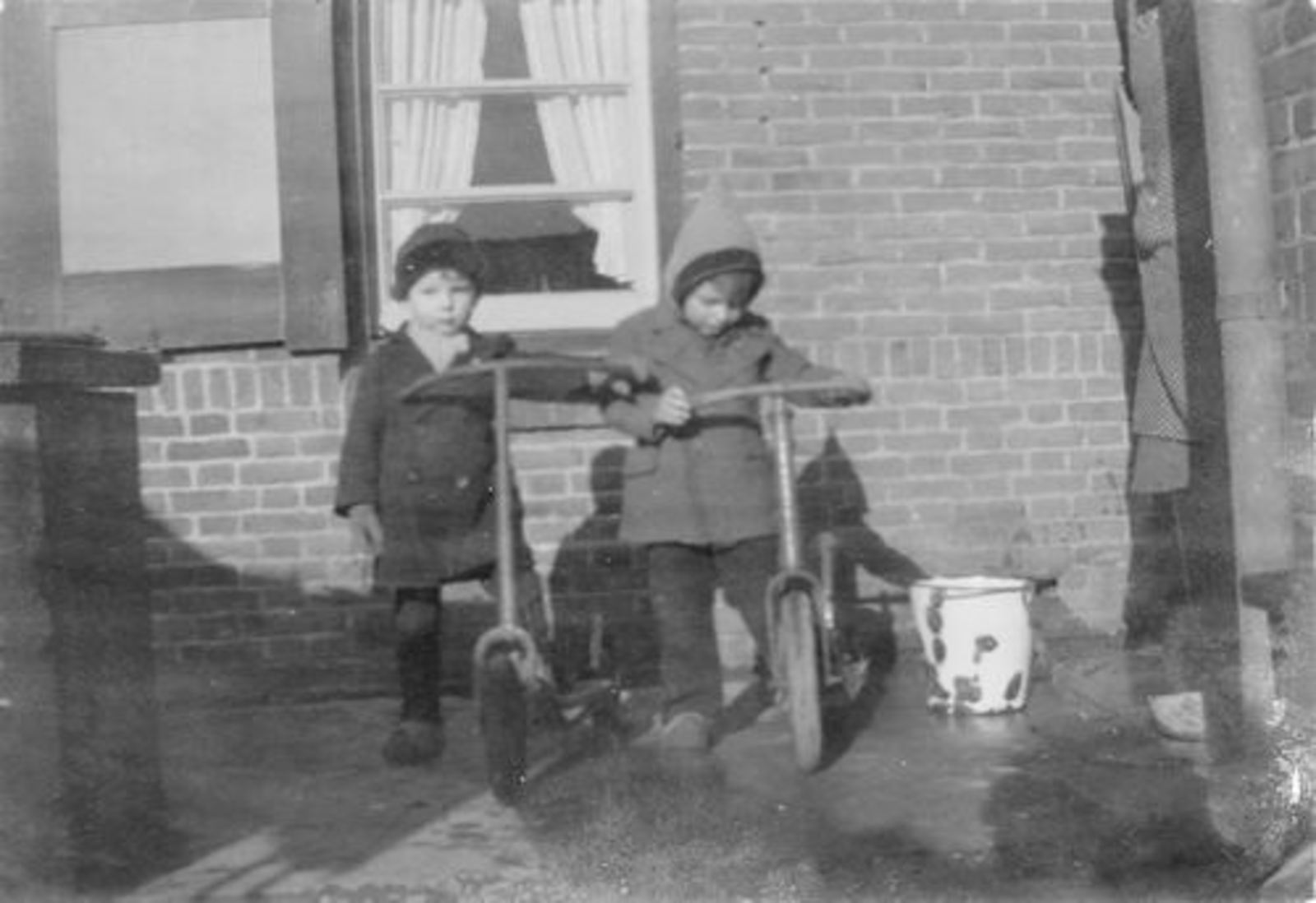 Fortweg O 0030 1944± met Aad Koolbergen en Frans v Poecke