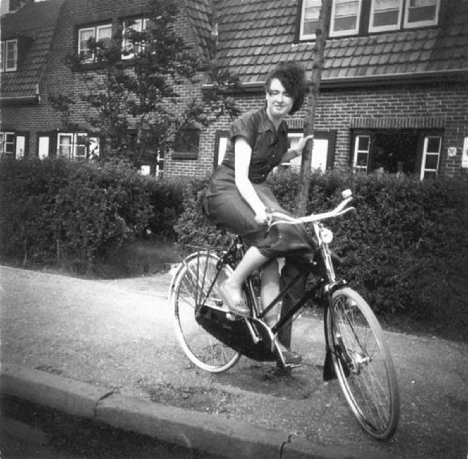 Fortweg O 0034 1954 met Ria Koeckhoven