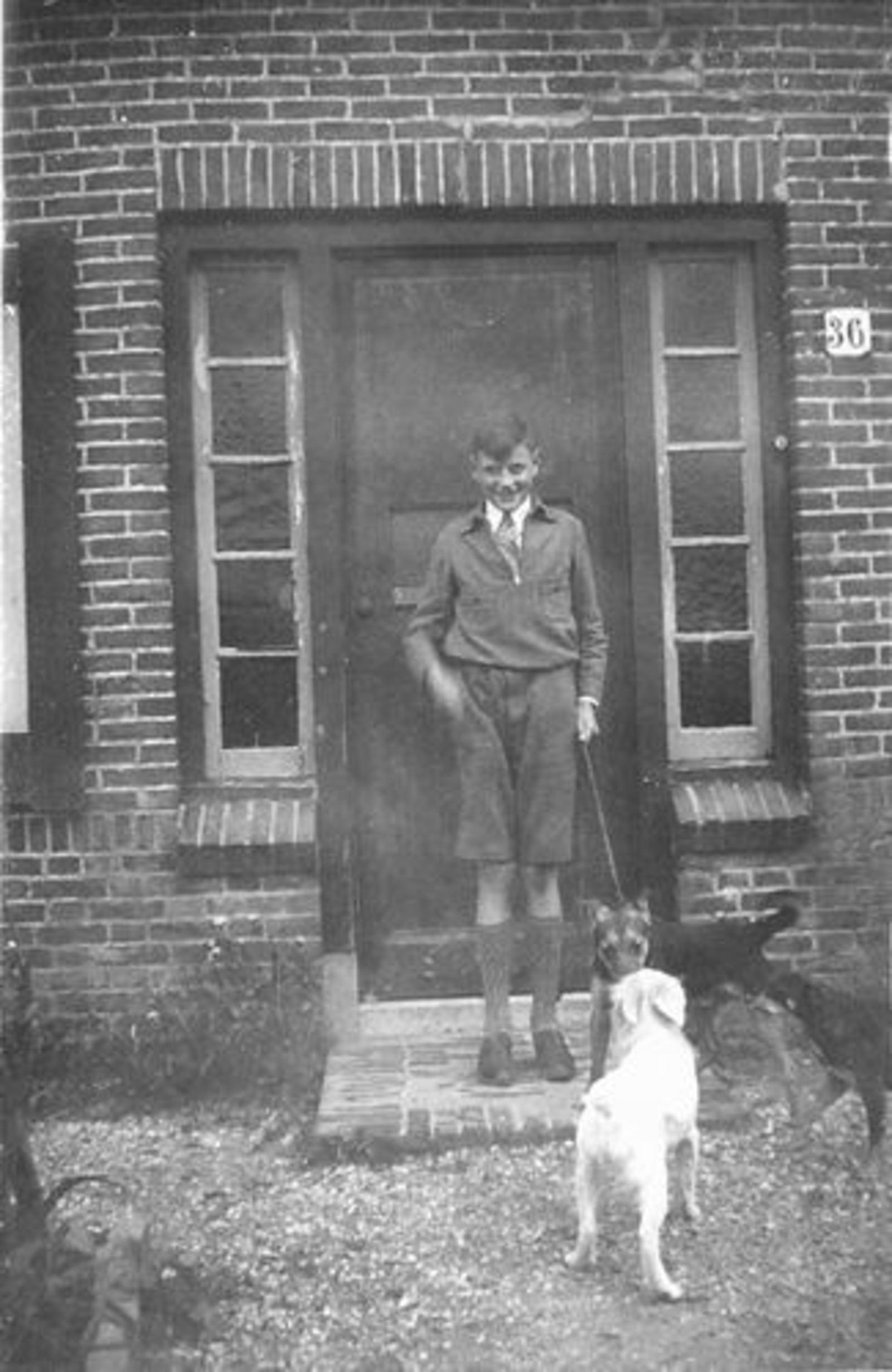 Fortweg O 0036 1946 met Theo Koeckhoven