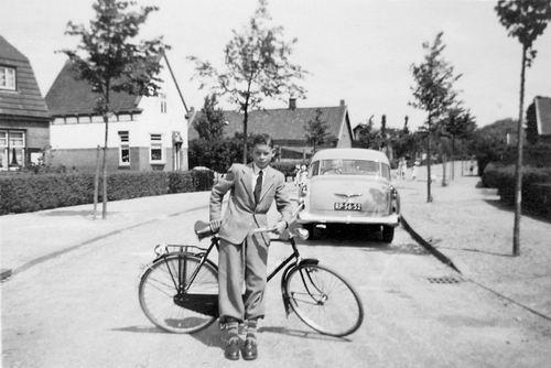 Fortweg W 0031 1954+ Zicht met Aad Koolbergen