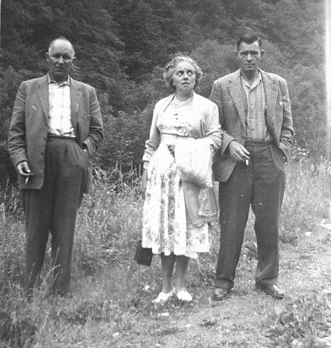 Galis Jan 1907 19__ Vakantie bij Watervallen Coo in Belgie 01