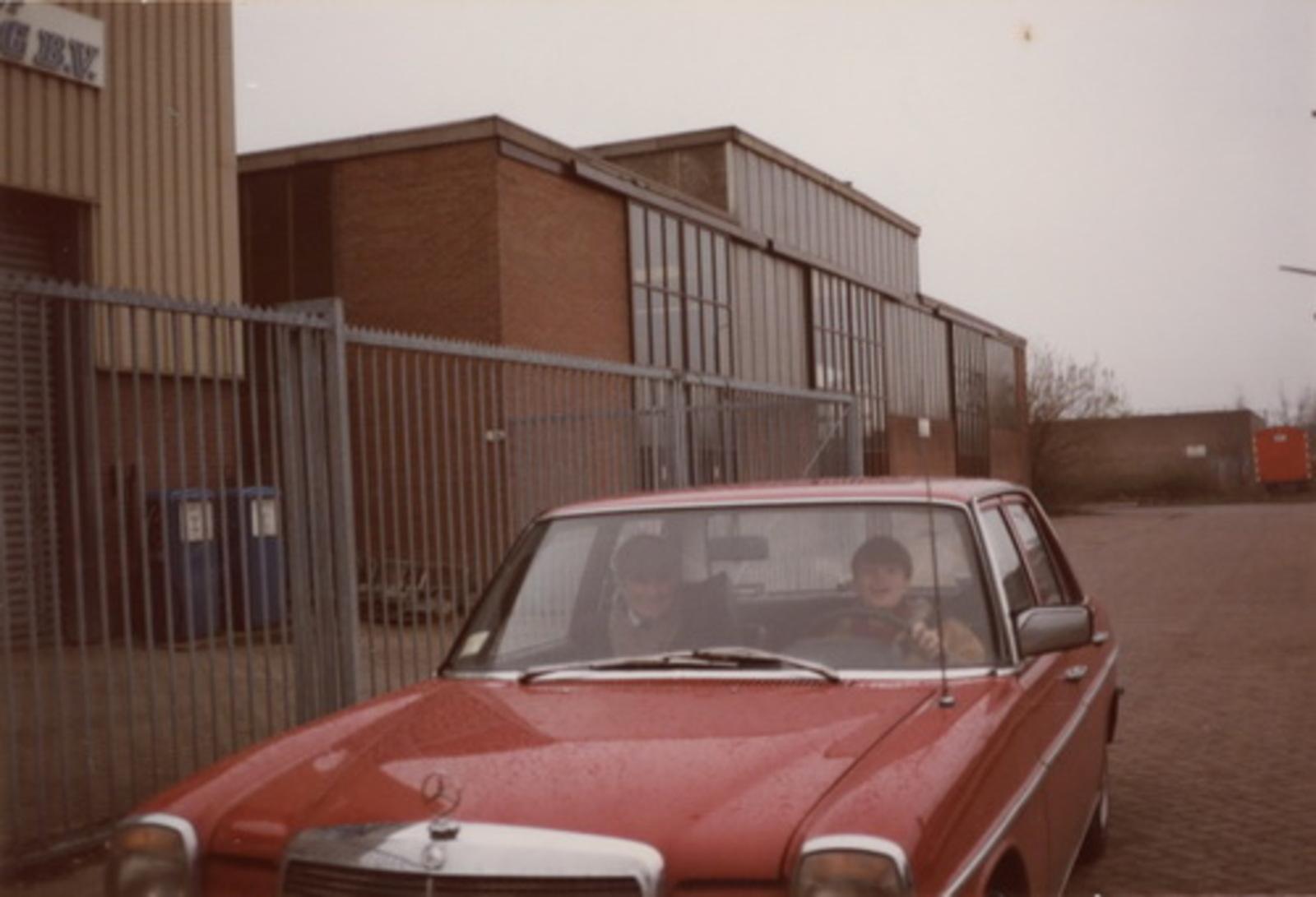 Graftermeerstraat N 0027± 1969+ Loods fa Ketting