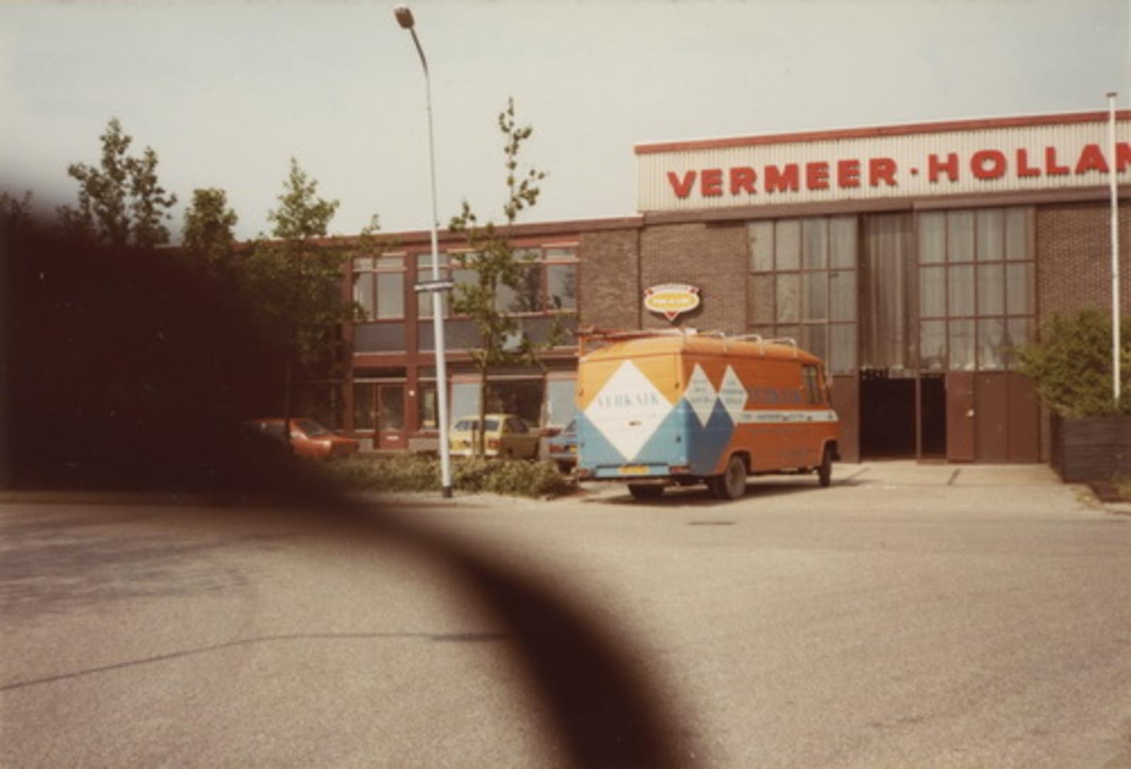 Graftermeerstraat N 0029-33 1983 Loods fa Vermeer Holland 01