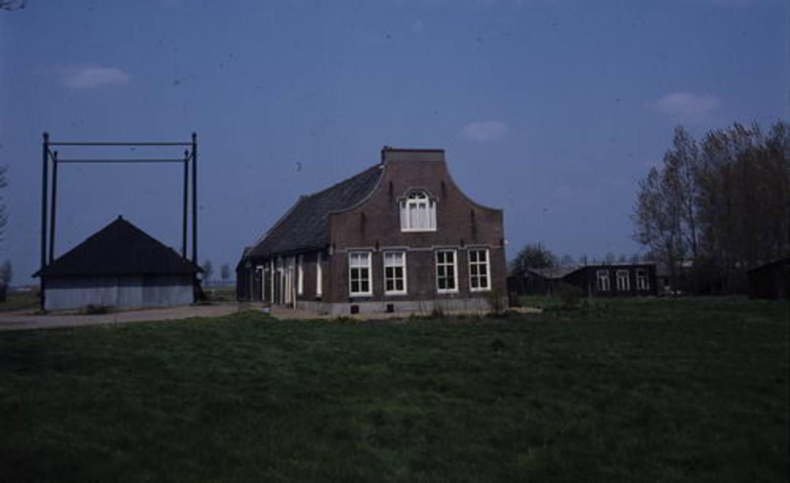 Grote Poellaan 0023 1980 boerderij Tensen