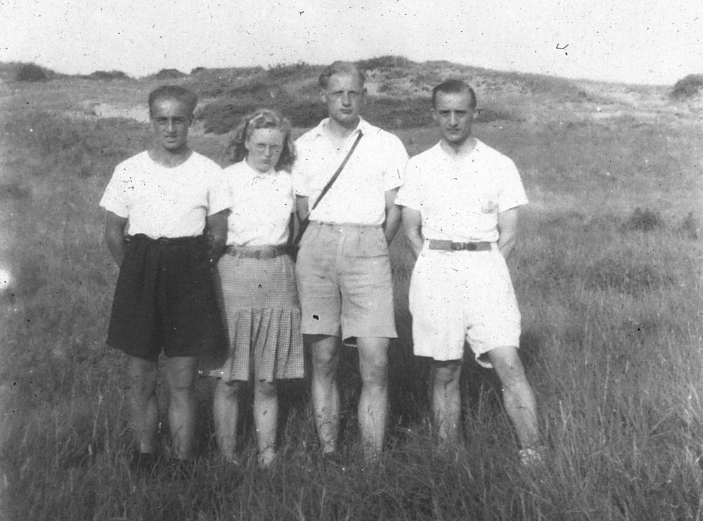 Gym en Athletiek Ver Hoofddorp 1947 tijdens Vierdaagse 02