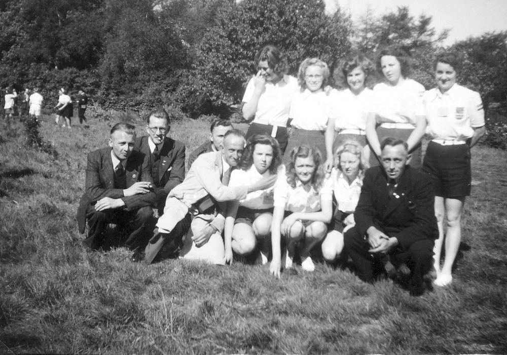 Gym en Athletiek Ver Hoofddorp 1948 in Arnhem 02