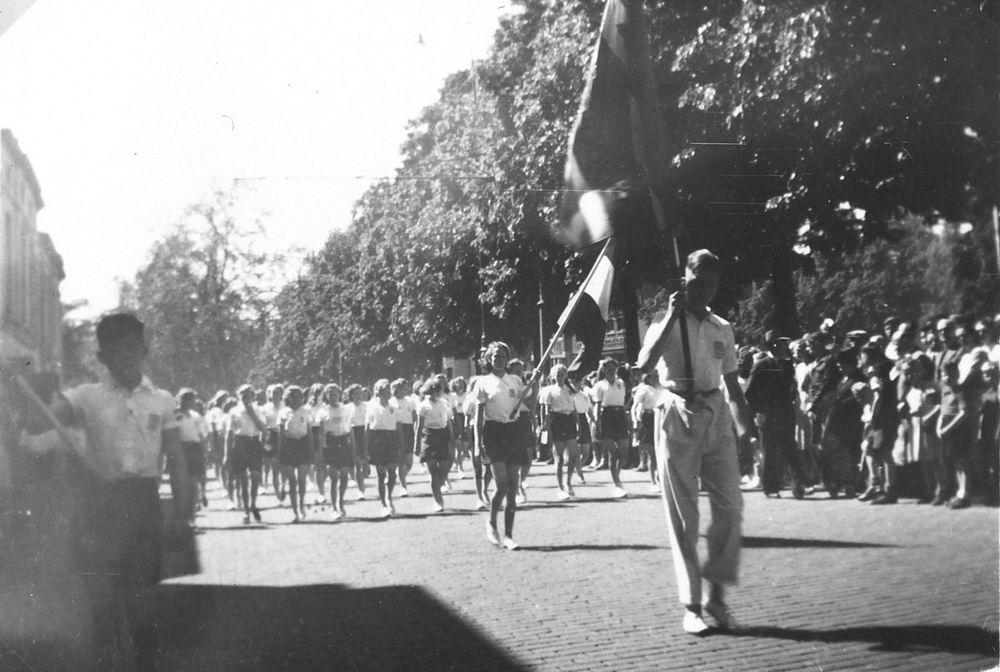 Gym en Athletiek Ver Hoofddorp 1948 in Arnhem 06