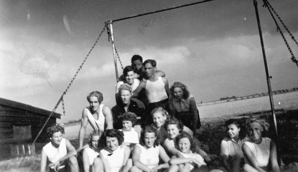Gym en Athletiek Ver Hoofddorp 1949 Trainen bij Adolfshoeve 01
